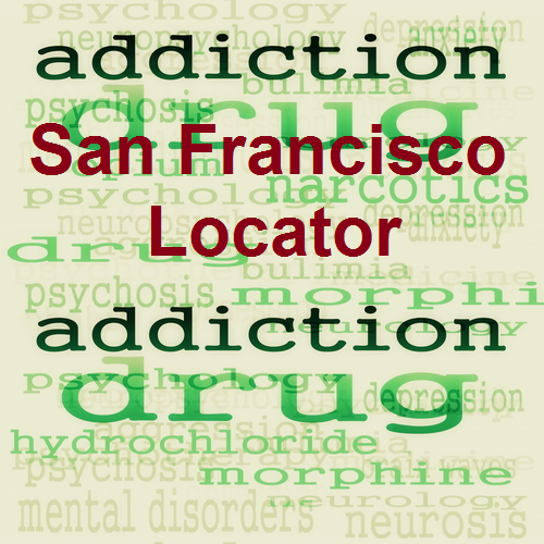 San Francisco Substance Abuse Treatment Facility Locator